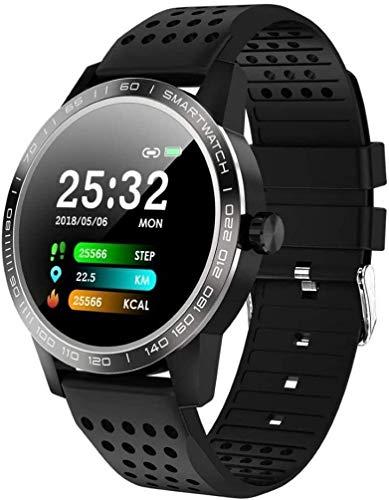 GANG Fitness Tracker Smart Fitness Tracker/Smart Pulsera, T2 Impermeable Fitness Tracker Pedómetro Deportivo Pulsera Inteligente, Pulsera para Niños Mujeres Hombres Deporte Fitnes