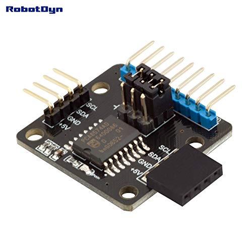 I2C 8-bit I/O expander module, PCA8574AD