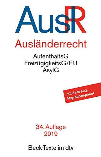Ausländerrecht (Beck-Texte im dtv)