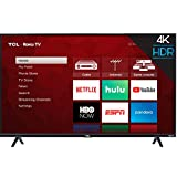 Best TCL Smart TVs - TCL inch 4-Series 4K Roku Smart UHD TV Review