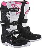 Alpinestars Stella Tech 3 - Botas de motocross para mujer (talla 39), color...