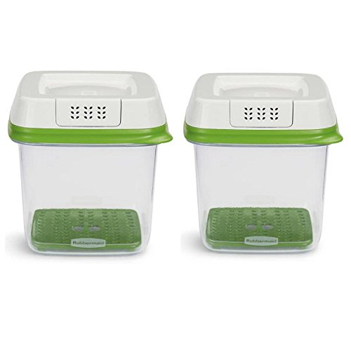 Rubbermaid FreshWorks Produce Saver Food Storage Container Now $8.48  (Was $15.99 )