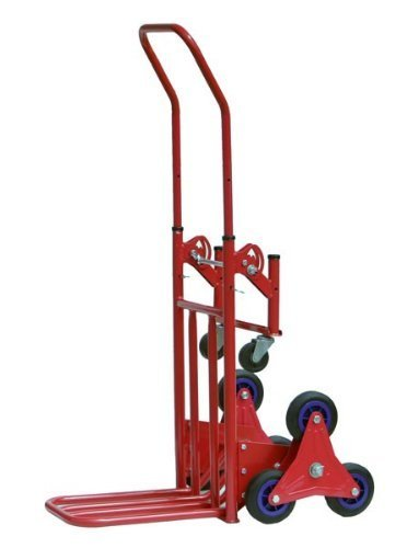 Stair Climber Sack Truck 2 in 1