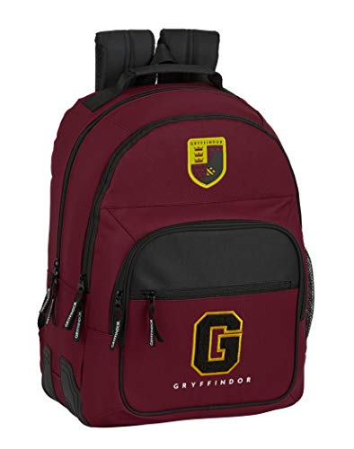Mochila Safta Escolar de Harry Potter Wizard, 320x150x420mm