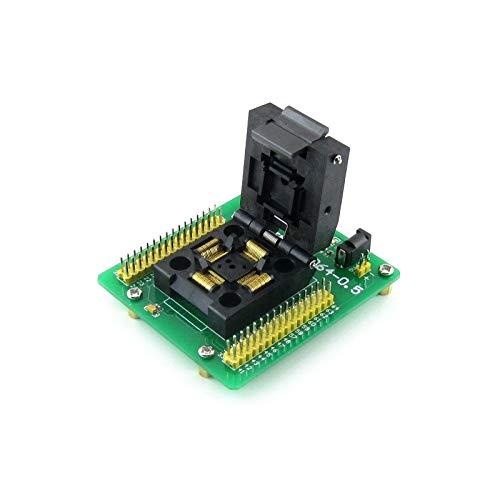 LPC Development Board LLD STM8-QFP64-0.5, Programmer Adapter BJ-EPower Open4337-C Standard, LPC Development Boa