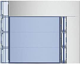 argent aluminium allme Vall/ée Legrand Cadre de finition 3/modules avec de module Sfera 350231