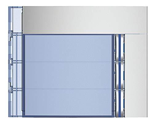 Bticino placas new sfera - Placa frontal pulsador 3p1 contactos allmetal