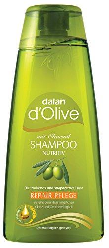 Dalan d'Olive Proteinshampoo, 2er Pack (2 x 400 ml)