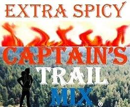 EXTRA SPICY Captain's Trail Mix - Bolder Chex Mix Snack Flavor w/ Cashews, Smokey Almonds, Pecans - 12oz