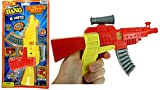 JA-RU Cap Gun Hot Shots Machine Super Bang (1 Unit) Quality Plastic Great Bang Party Favors Supplies for Kids. 927-1C