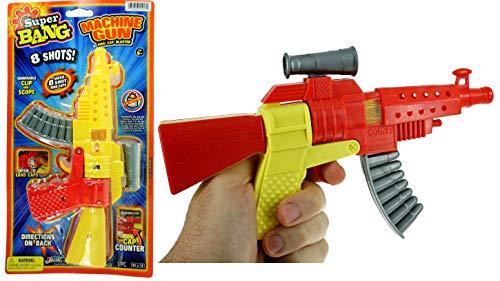 JA-RU Cap Gun Hot Shots Machine Sup…
