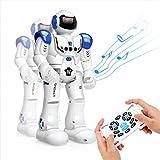 Robot Toys for Kids 3 5 7, USB Charging, Infrared Sensor, Smart Robot, Gesture Sensor, Singing and Dancing, Children's Holiday, Birthday Gift