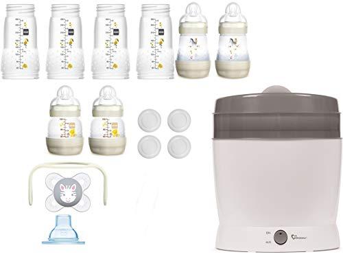 MAM primamma Set - Startset - AC Flaschen Starterset Vaporisator + Geschenk