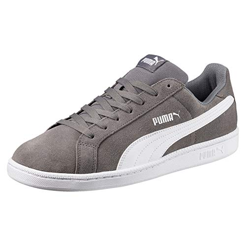 Puma Unisex-Erwachsene Smashsd Sneaker, Grau (Steel Grey White 14), 45 EU