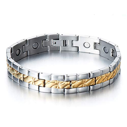 COOLSTEELANDBEYOND Exquise Bracelet...