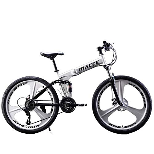 Mountain Bike 24 Inch Full Shockproof Bicycle 21 Speed Bicycle