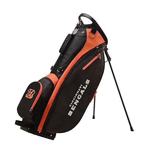 Wilson NFL Bengals Golf Carry Bag