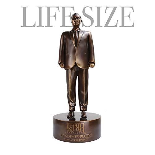 Star Statues - Vladimir Putin Life Size Bronze Statue