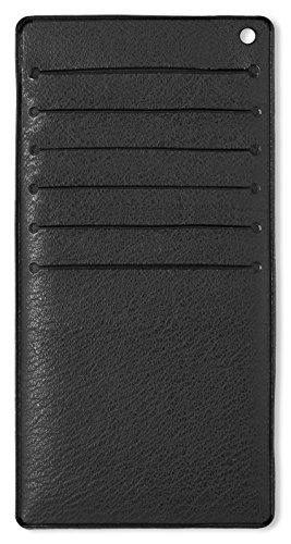 スリップオン カードケース SPC PVC ブラック SPC-6801