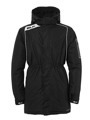 Blk Herren Winter Bench Jacket Bekleidung Teamsport, schwarz, L