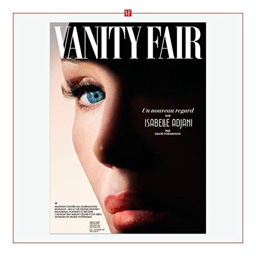 Vanity Fair : septembre 2018 audiobook cover art