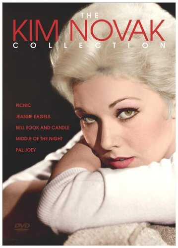Kim Novak Film Collection [Import USA Zone 1]