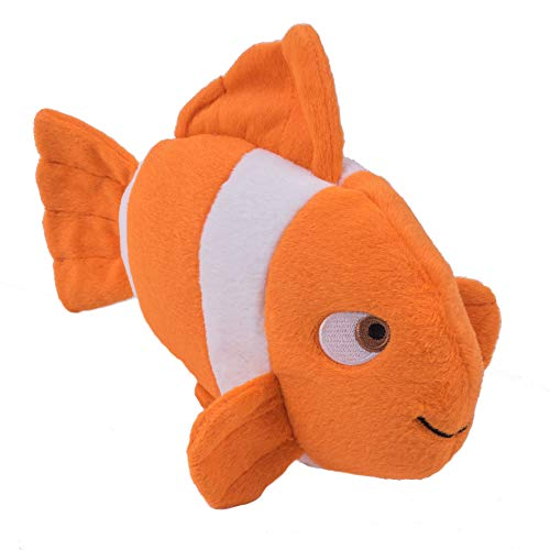 Petface Seriously Strong Super Plush and Rubber Fish Dog Toy