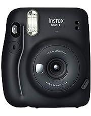 Fujifilm 87013 Instax mini 11 Instant Film Camera, Charcoal Gray