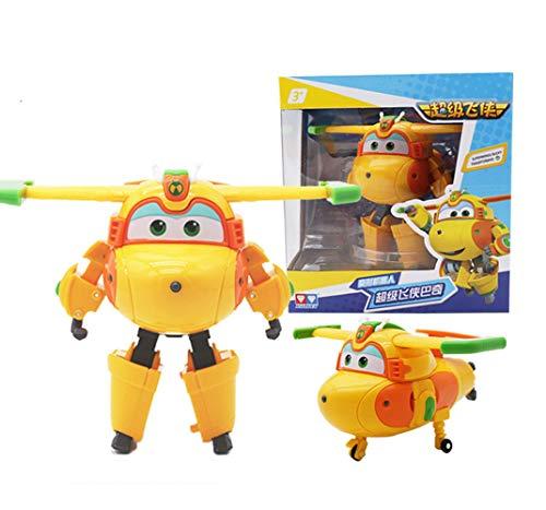 Baby Supplies HIL Super Wings Transformando Bucky Plano Defo