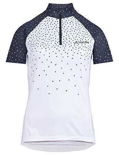 VAUDE Damen Trikot Women's Dotchic Tricot II, white, 38, 413740010380