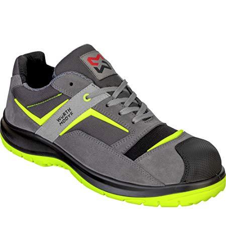 WÜRTH MODYF Sicherheitsschuh Electric SB P E FO WRU: Der genormte Arbeitsschuh mit Zehnschutzkappe ist ab sofort für Sie verfügbar. Der Bequeme Schuh ist ideal für Innenbereiche geeignet.