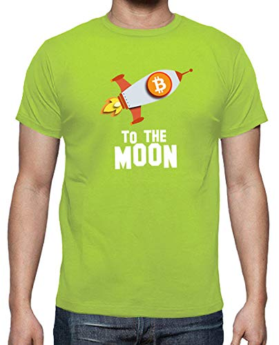 tostadora - T-Shirt Bitcoin - Uomo