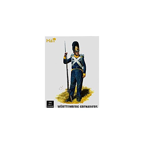 Hat Figures 1:32 - Wurttemberg Grenadiers - HAT9308