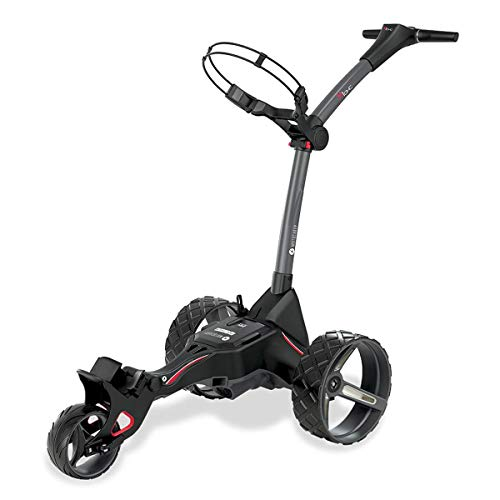 Motocaddy 2020 M1 Dhc mit Ultra Lithium Batterie Golfwagen - Graphit, One Size