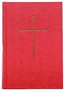 Selections from the Book of Common Prayer French-English: Red Hardcover (Selected Liturgies / Liturgies Selectionnees)