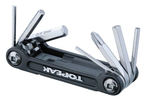 Topeak Mini Multi Tool Black 9 PRO