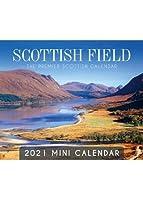 Scottish Field Mini Calendar 2021