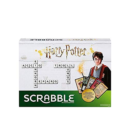 SCRABBLE Harry Potter DPR77 edición Juego