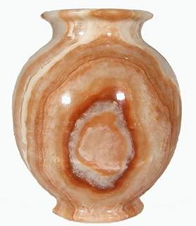 Agate Ikebana Flower Vase