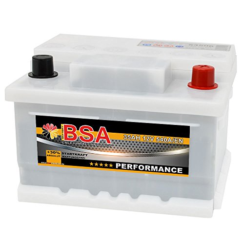 Autobatterie 35Ah 540A Batterie für MB SL R230 Starterbatterie Stützbatterie A2305410001