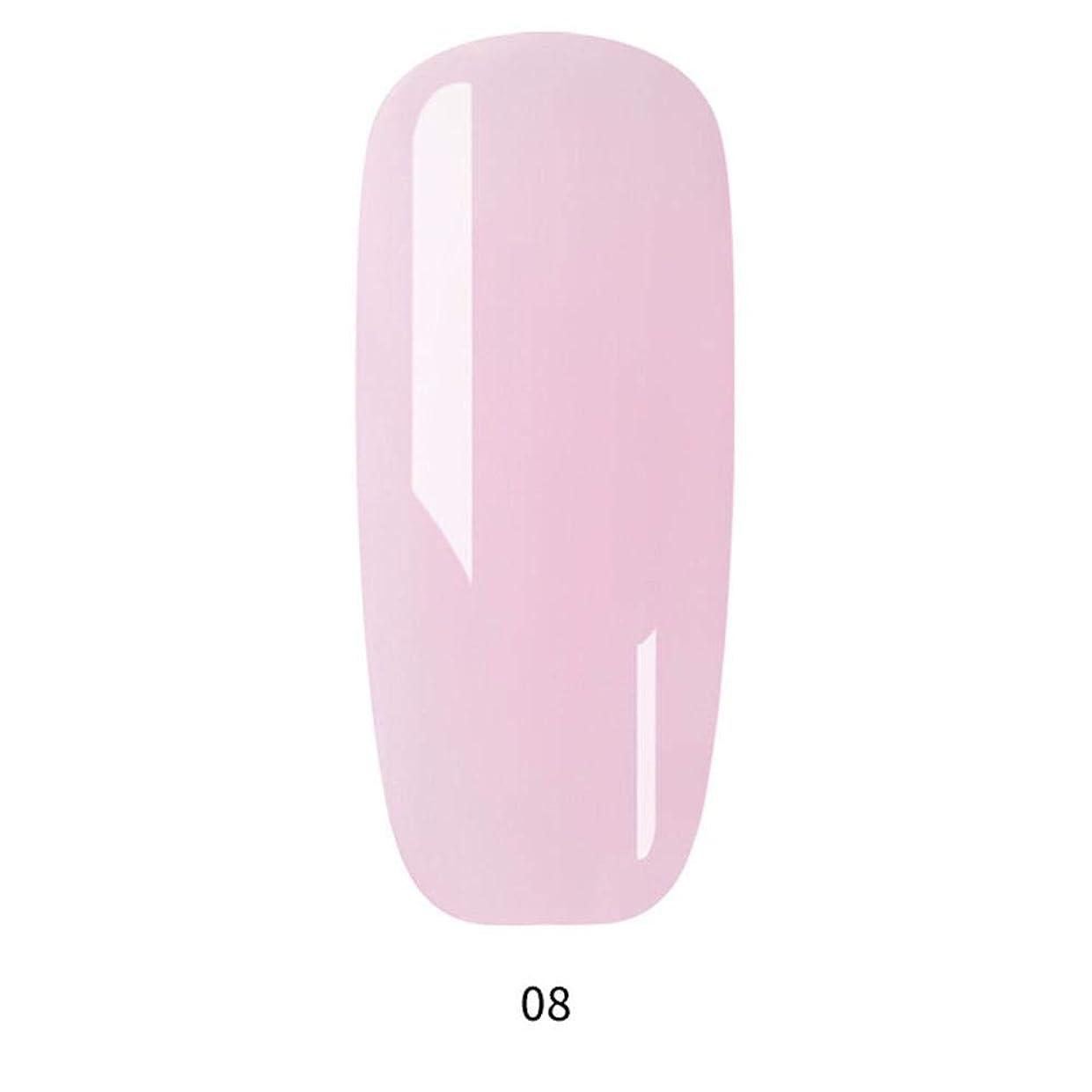 お酒密やむを得ないネイルアート ネイル接着剤 人工偽爪 ネイルジェル 爪指延長接着剤 UV延長接着剤 ティップエクステンション 9色選べる junexi