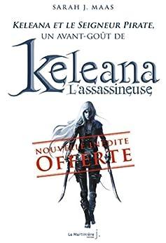 Keleana et le Seigneur Pirate par [Sarah Maas]
