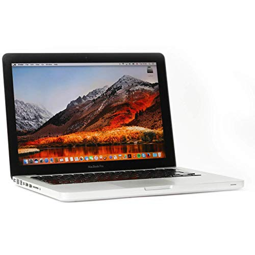 Apple MacBook Pro MC724LL/A 13.3-Inch Laptop (Renewed)