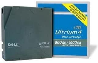 Dell LTO Ultrium 4 Data Cartridge Tape 800GB/1.6TB 20-Pack