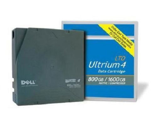 Dell LTO Ultrium 4 Data Cartridge Tape 800GB/1.6TB 20-Pack