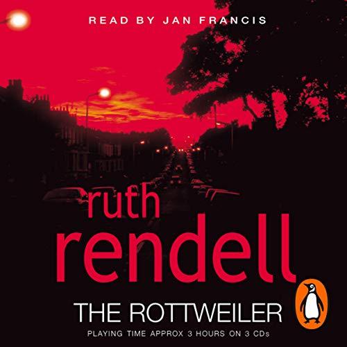 The Rottweiler audiobook cover art