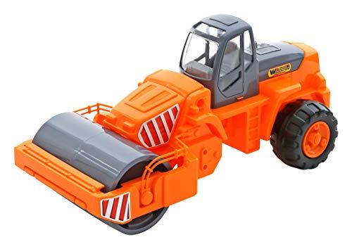 Polesie 36742 PowerTruck Straßenwalze