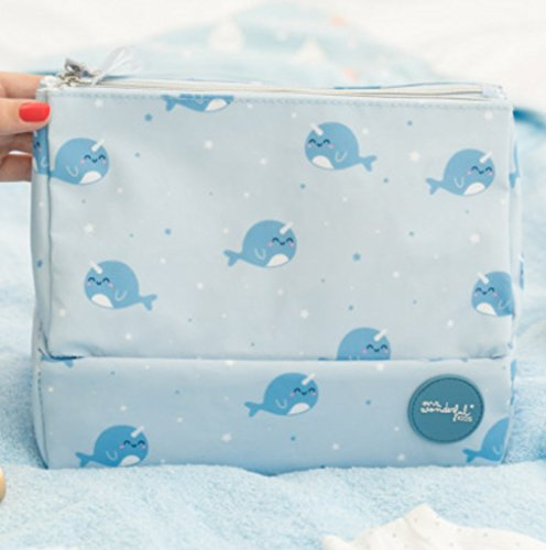 Mr. Wonderful WOA08994UN - Baby toiletries bag