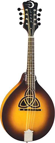 Luna Folk Series Trinity A-Style Mandolin