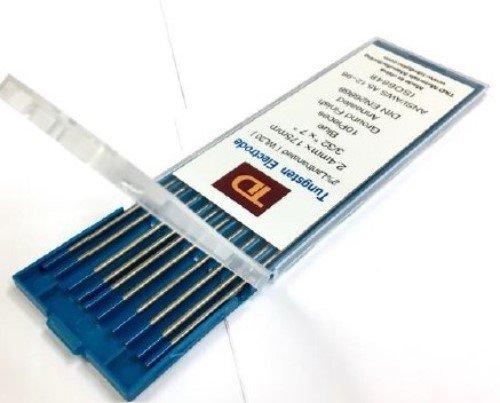 "Lanthanated Tungsten TIG Welding Electrode 5/64""x7"""